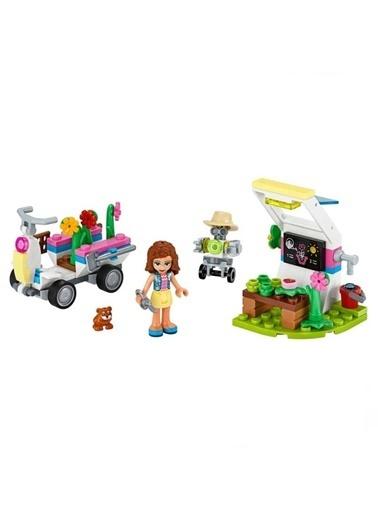 Lego 41425 Lego® Friends Olivia'Nın Çiçek Bahçesi /92 Parça /+6 Yaş Renkli